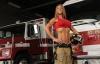Girl with muscle - Lourdes Sanchez Breton