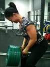 Girl with muscle - Heidi Sorsa