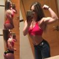 Girl with muscle - Nika Tyson