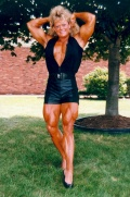 Girl with muscle - Karla Nelsen