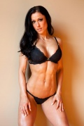 Girl with muscle - Stephanie Mahoe