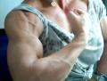 Girl with muscle - Paato Roldan