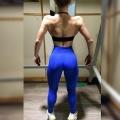Girl with muscle - Olga Kavtaradze