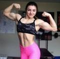 Girl with muscle - Tessa Barresi