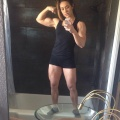 Girl with muscle - Cass Martin