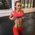 Girl with muscle - Jessica Gresty