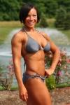 Girl with muscle - Christina Watson