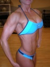 Girl with muscle - amy kessler