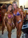 Girl with muscle - Trease Smock(right)
