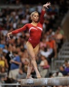 Girl with muscle - Alicia Sacramone