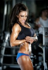 Girl with muscle - Jodie Marsh