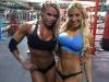 Girl with muscle - Larrisa Reis/Ingrid Romero