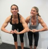 Girl with muscle - nora