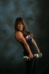 Girl with muscle - Stacey Yada