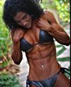 Girl with muscle - Melissa DiBernardo