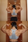Girl with muscle - Jung Young Ji