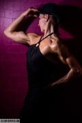 Girl with muscle - Judit Gyenis