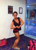 Girl with muscle - Jessye Lena