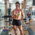 Girl with muscle - Maria Rita Penteado