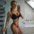 Girl with muscle - Evelien Nellen-van Pelt