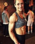 Girl with muscle - Lisa Drexler