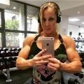 Girl with muscle - Lindsay Mulinazzi