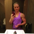 Girl with muscle - Lynsey Ware