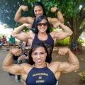Flores Neide (F), Selma Labat (M), Fabiana Dos Sa