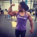 Girl with muscle - Taylar Stallings