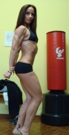 Girl with muscle - Erica Ferroni