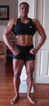 Girl with muscle - Corynne Pero