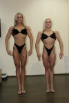Girl with muscle - Yulia Ushakova (l)