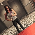 Girl with muscle - chelsea tonniges
