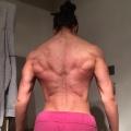 Girl with muscle - Mel melavanic