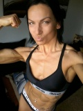 Girl with muscle - Inga Gordina