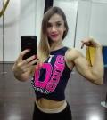 Girl with muscle - Polina Verbitskaya