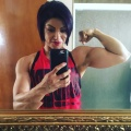 Girl with muscle - Ellie Ordonez