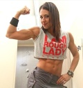 Girl with muscle - Elisa D'Agostino