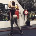 Girl with muscle - Kiki Vhyce