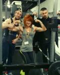 Girl with muscle - Julia Masina