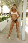 Girl with muscle - Heather Green
