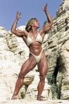 Girl with muscle - Juliette Bergmann
