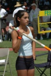 Girl with muscle - Allison Stokke