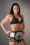Girl with muscle - Cat Zingano