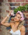 Girl with muscle - Danae Cornford