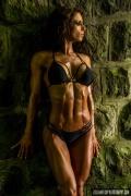 Girl with muscle - Gabriella Farkas
