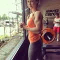 Girl with muscle - Alina Duus