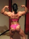 Girl with muscle - Ellitinett Vadlin