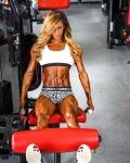 Girl with muscle - Lianna Groeneveld