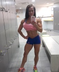Girl with muscle - Maria Jose Garcia Sanchez